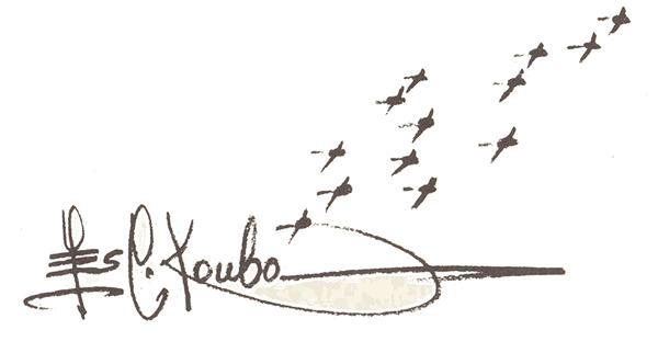 Les Kouba Signature