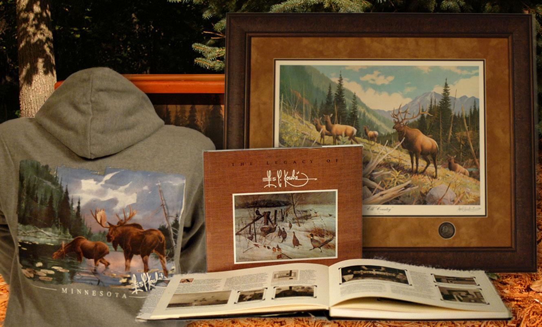 Les Kouba - Original Artwork Products